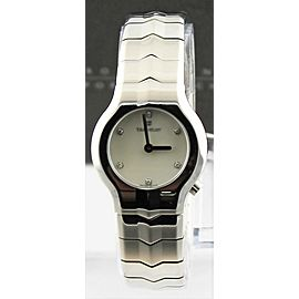 TAG HEUER LADIES ALTER EGO WAA1418.BA0760 DIAMOND MOTHER OF PEARL WATCH