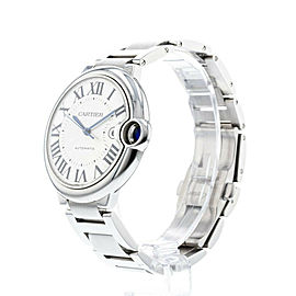 Cartier Ballon Bleu W69012Z4 Steel 42mm Watch
