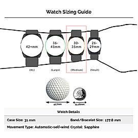 Rolex Datejust 178341 Steel 31mm Women Watch