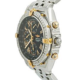 Breitling Windrider B13055 Steel 43mm Watch