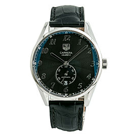 Tag Heuer Carrera WAS2110 Steel 39mm Watch