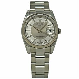 Rolex Datejust 116234 Steel 36.0mm Women Watch