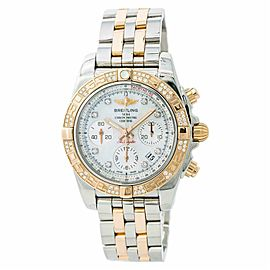 Breitling Chronomat CB0140 Steel 41.0mm Watch