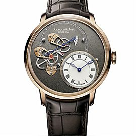 Arnold & Son Dstb 1ATAR.S0 Gold 44.0mm Watch