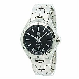 Tag Heuer Carrera WAT2010 Steel 41.0mm Watch