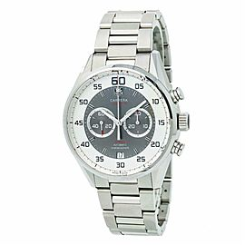 Tag Heuer Carrera CAR2B11. Steel 43.0mm Watch