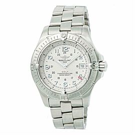 Breitling Colt A74380 Steel 41.0mm Watch
