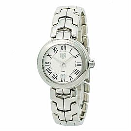 Tag Heuer Link WAT1416 Steel 29.0mm Women Watch