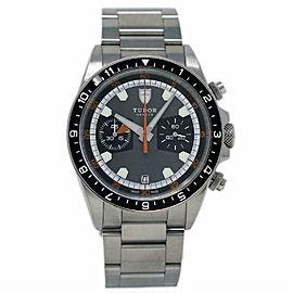 Tudor Heritage 70330N Steel 42.0mm Watch