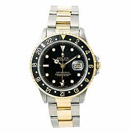 Rolex Gmt Master Ii 16713 Steel 40.0mm Watch