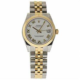 Rolex Datejust 178243 Steel 31.0mm Women Watch