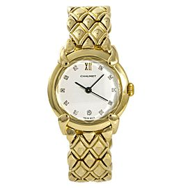 Chaumet Elysees Gold 25mm Women Watch