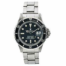 Rolex Submariner 1680 Steel 40.0mm Watch