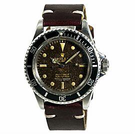 Rolex Submariner 5512 Steel 40.0mm Watch