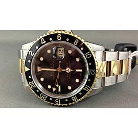 Rolex Gmt Master Ii 16713 Steel 40mm Watch