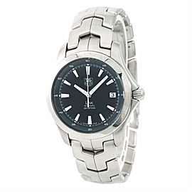 Tag Heuer Link WJF2112 Steel 39.0mm Watch