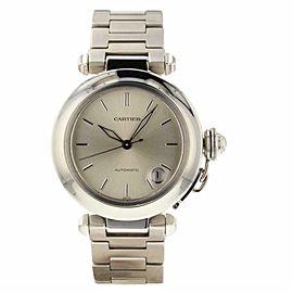 Cartier Pasha 1031 Steel Women Watch
