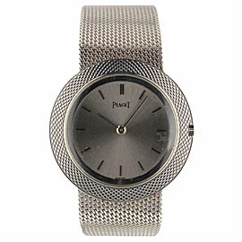 Piaget Classic 9117 B11 Steel Women Watch