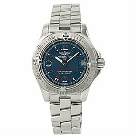 Breitling Colt A77380 Steel 32.0mm Women Watch