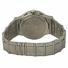 Bulgari Diagono CH 35 S Steel 36.0mm Watch