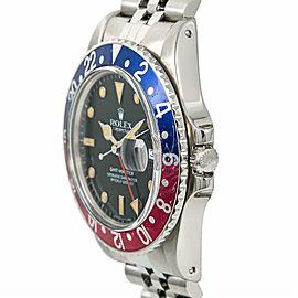 Rolex Gmt Master 16750 Steel 40.0mm Watch