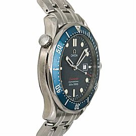 Omega Seamaster 2221.80. Steel 41.0mm Watch