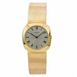 Patek Philippe Vintage 3543 Gold 31.0mm Watch