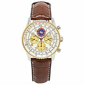Breitling Navitimer D30022 Steel 38.0mm Watch