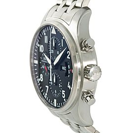 Iwc Pilot IW377704 Steel 43mm Watch