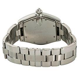 Cartier Roadster 2510 Steel 35mm Watch