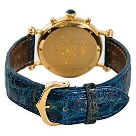 Cartier Diablo 1400 Gold 32mm Women Watch