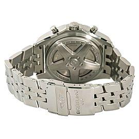 Breitling Bentley A44362 Steel 46mm Watch