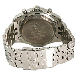 Breitling Bentley A25362 Steel 46mm Watch