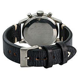 Heuer Steel 36mm Watch
