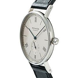 Nomos Glashutte Ludwig 234 Steel 37.5mm Watch