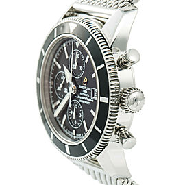 Breitling Superocean A13320 Steel 46mm Watch