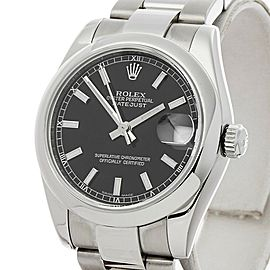 Rolex Datejust 178240 Steel 31mm Women Watch