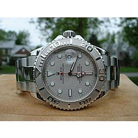 Rolex Yacht-master 16622 Steel 40mm Watch