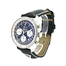 Breitling Navitimer A23322 Steel 42mm Watch