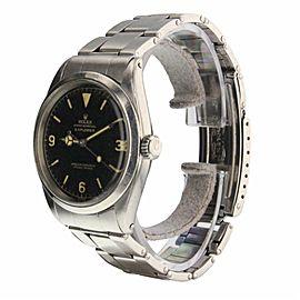 Rolex Explorer 1016 Steel Watch