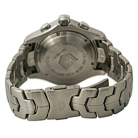 Tag Heuer Link CJF2115 Steel 42mm Watch