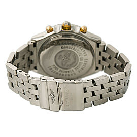 Breitling Crosswind B13355 Steel 43mm Watch