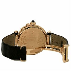 Cartier Pasha W3019351 Gold 42.0mm Watch