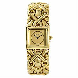 Bulgari Bulgari BJ 06 Yellow Gold 22.0mm Womens Watch