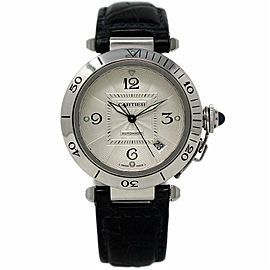 Cartier Pasha 2379 Steel 38.0mm Womens Watch