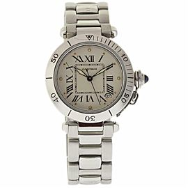 Cartier Pasha Steel 35.0mm Womens Watch