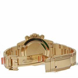 Rolex Daytona 116508 Gold 40.0mm Watch