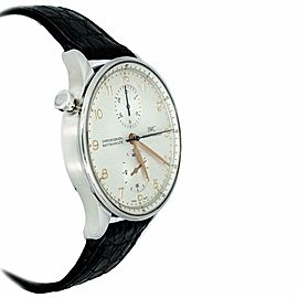 IWC Portuguese IW371202 Steel Watch