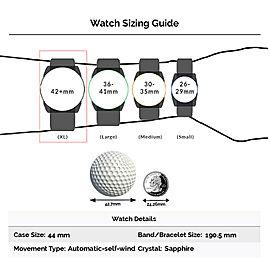 Chopard Mille Miglia 168457 Steel 44mm Watch