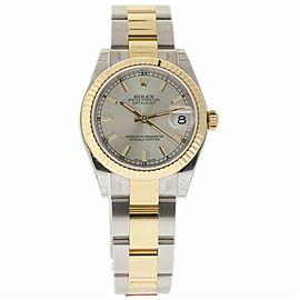 Rolex Datejust 178273 Steel 31.0mm Womens Watch